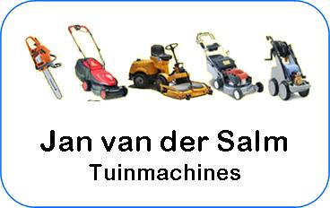Jan Van Der Salm Tuinmachines